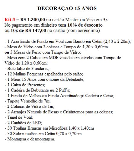 Kit 3 15