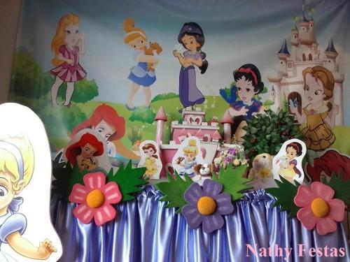 Princesas Baby 1