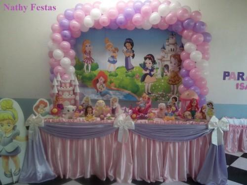 Princesas Baby 3