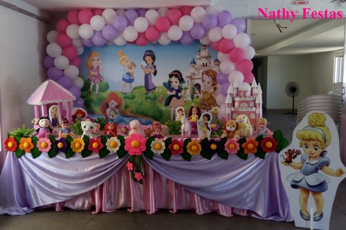 Princesas Baby 5
