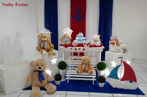 Chá Ursos Marinheiros 3