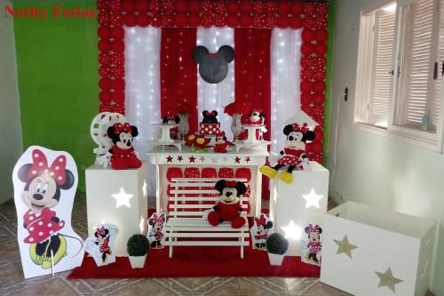 Minnie Vermelha 4