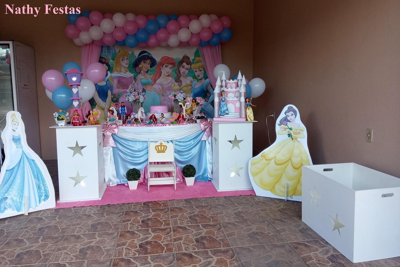 Princesas 6